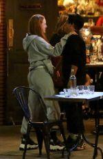 MADELAINE PETSCH Night Out in Los Feliz 06/21/2020