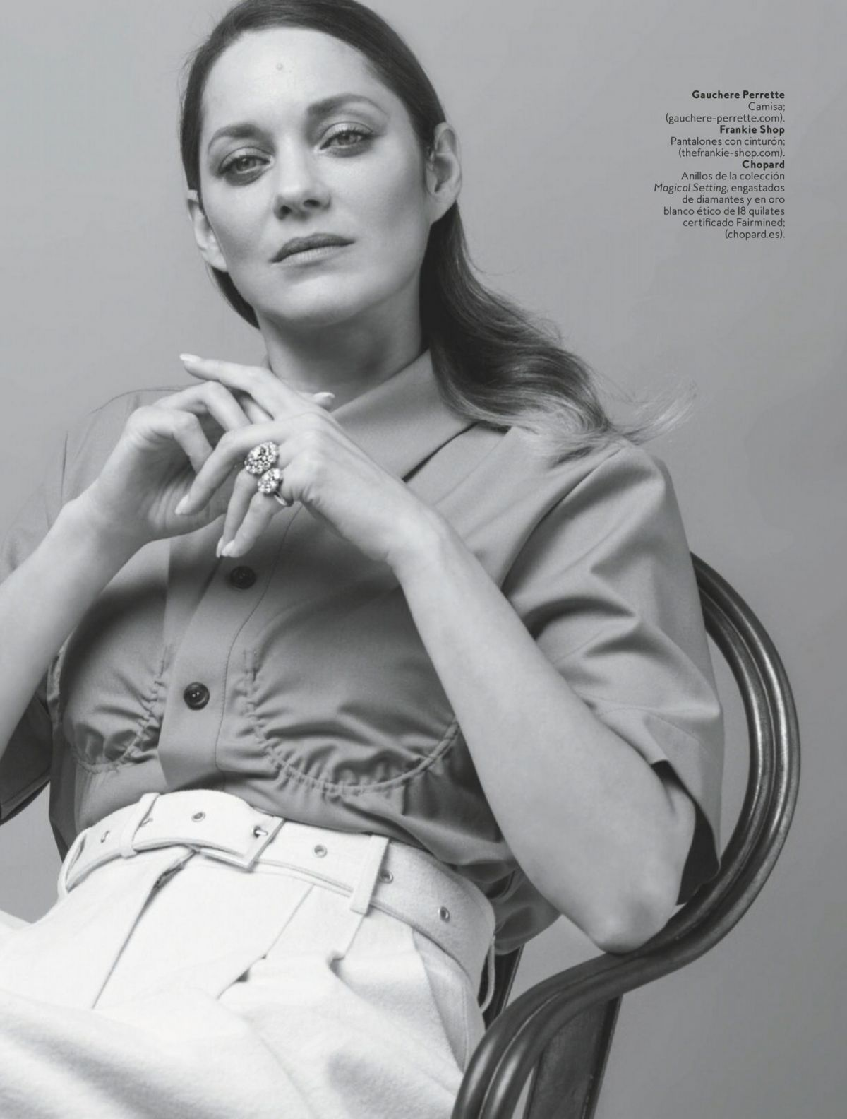 Marion Cotillard In Instyle Magazine Spain July 2020 Hawtcelebs