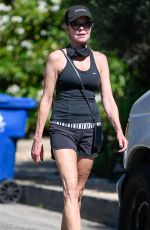 MELANIE GRIFFITH Out Hiking in Los Angeles 06/12/2020