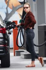MIA GOTH at a Gas Station in Los Angeles 06/08/2020