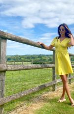 MICHELLE KEEGAN for Her Summer Collection with Very 06/08/2020