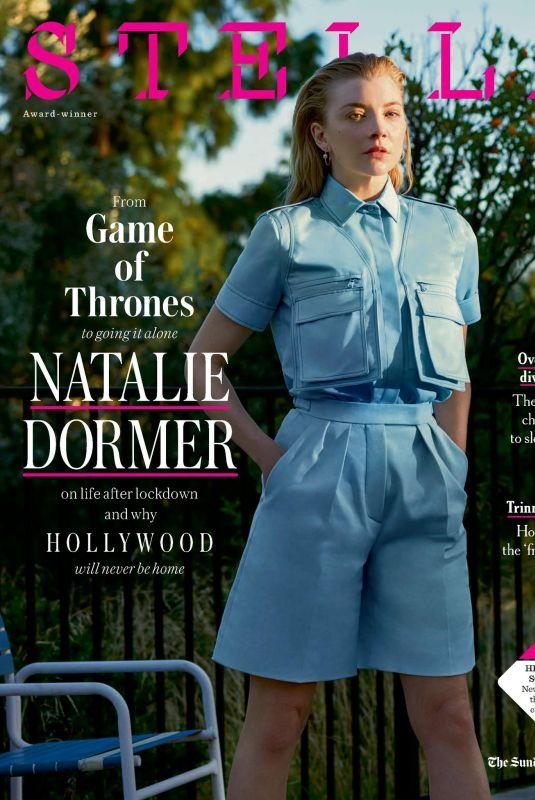 NATALIE DORMER in Stella Magazine, June 2020