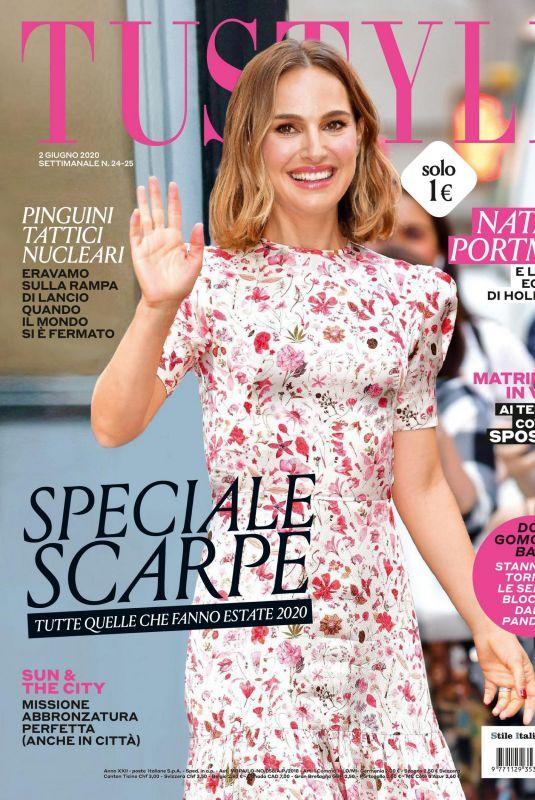 NATALIE PORTMAN in Tu Style Magazine, June 2020