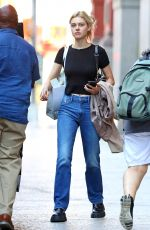 NICOLA PELTZ Out and About in New York 06/24/2020
