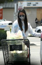 OLIVIA MUNN Out Shopping in Los Feliz 06/24/2020