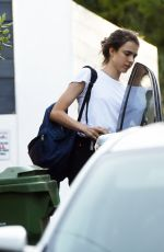 RAINEY and MARGARET QUALLEY Out in Los Angeles 06/03/2020