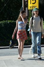 RAINEY and MARGARET QUALLEY Out in Los Angeles 06/13/2020