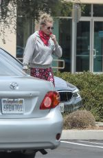 REBECCA ROMIJN Out and About in Calabasas 06/25/2020