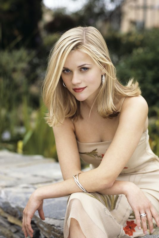 REESE WITHERSPOON at a Photoshoot, 1998