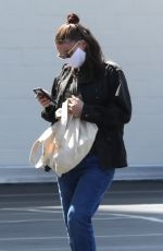 ROONEY MARA Arrives at Her Doctor in Los Angeles 06/19/2020