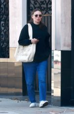 ROONEY MARA Heading to a Spa in Los Angeles 06/16/2020