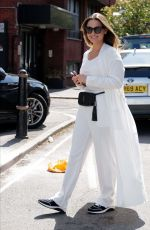 SAM FAIERS Out and About in London 06/22/2020