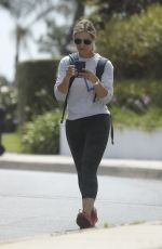 SARAH MICHELLE GELLAR Out and About in Santa Monica 06/02/2020