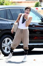 SELMA BLAIR Out and About in Los Angeles 06/19/2020