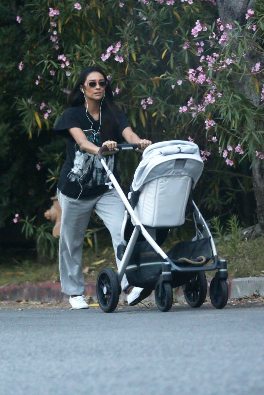 SHAY MITCHELL Out and About in Los Angeles 06/25/2020