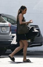 SHAY MITCHELL Out in Los Angeles 06/24/2020