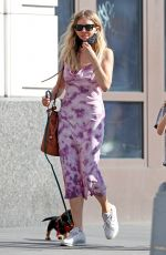 SIENNA MILLER Out and About in New York 06/18/2020
