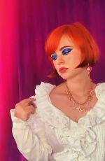 SIERRA MCCORMICK - Facetime Photoshoot, 2020