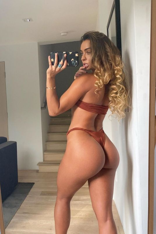 SOMMER RAY on the Set of a Photoshoot – Instagram Photos 06/20/2020