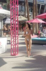 TAO WICKRATH in Bikini at Pool Party at Flamingo Go Pool in Las Vegas 06/04/2020