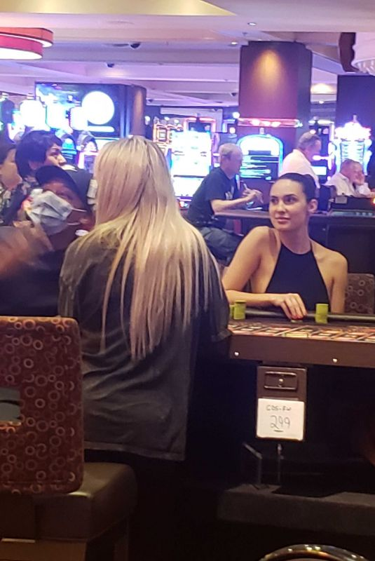 TAO WICKRATH Playing Roulette at Golden Nugget Hotel in Las Vegas 06/03/2020
