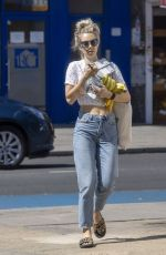 VANESSA KIRBY in Denim Out in London 06/25/2020