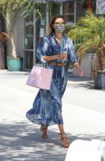 ALESSANDRA AMBROSIO Out Shopping in Los Angeles 07/27/2020