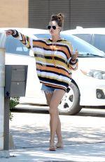 ALESSANDRA AMBROSIO Out Shopping in Malibu 07/21/2020