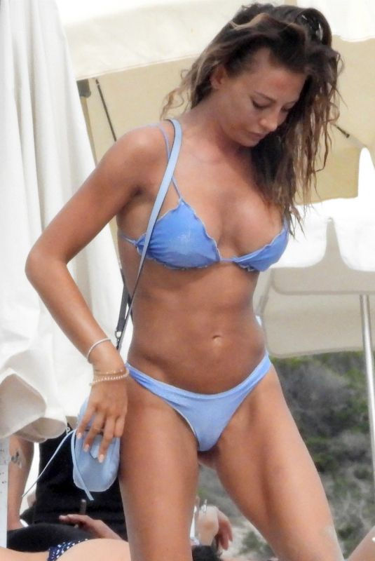 ALESSIA TEDESCHI in Bikini at Beach 07/14/2020