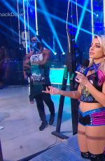 ALEXA BLISS at WWE Smackdown in Orlando 07/03/2020