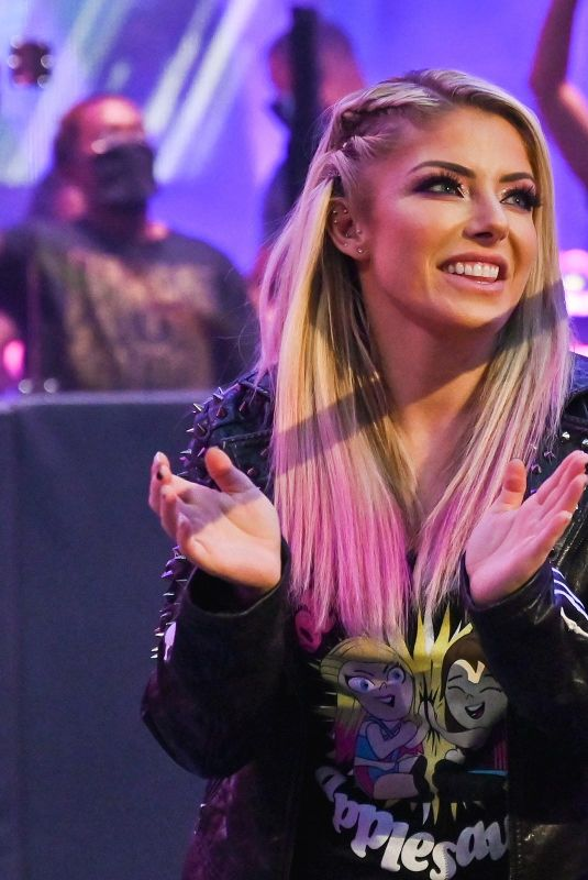 ALEXA BLISS - WWE Extreme Rules in Orlando 07/19/2020