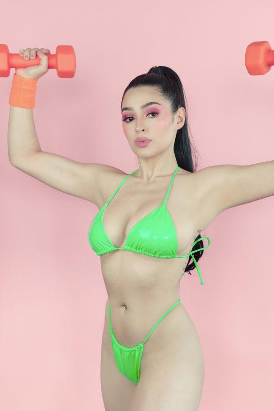 ALEXA STEELE for Crush On Me 2020 Summer Bikini Collection