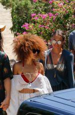ALICIA VIKANDER on Vacation in Ibiza 07/12/2020