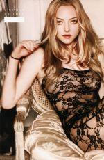 AMANDA SEYFRIED for Esquire Magazine, April 2010