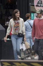 AMBER ANDERSON and Connor Swindells Out in London 06/28/2020