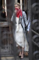 AMBER HEARD Arrives at Royal Courts of Justice in London 07/21/2020