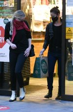AMBER HEARD Out Shopping in London 07/29/2020