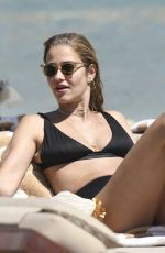 ANA BEATRIZ BARROS in Bikini at a Beach in Greece 07/19/2020