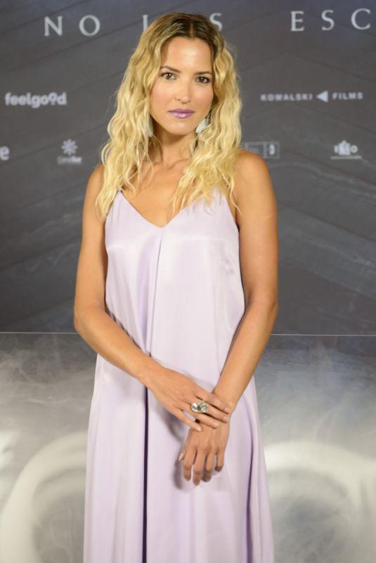 ANA FERNANDEZ at Cines Verdi Photocall in Madrid 07/08/2020