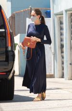 ANGELINA JOLIE Out Shopping in Los Angeles 07/11/2020