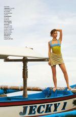ANNA SHOOT in Grazia Magazine, Italy July 2020