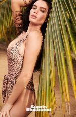 ANNE DE PAULA in Sports Illustrated Swimismuit 2020 Issue