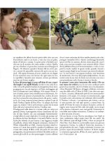 ANYA TAYLOR-JOY in D La Repubblica, July 2020