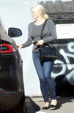 ARIEL WINTER Leaves a Studio in Hollywood 07/09/2020