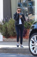 ASHLEY BENSON Out and About in Los Angeles 07/07/2020
