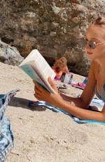 AVA MICHELLE in Bikini at a Beach - Instagram Photos 07/20/2020