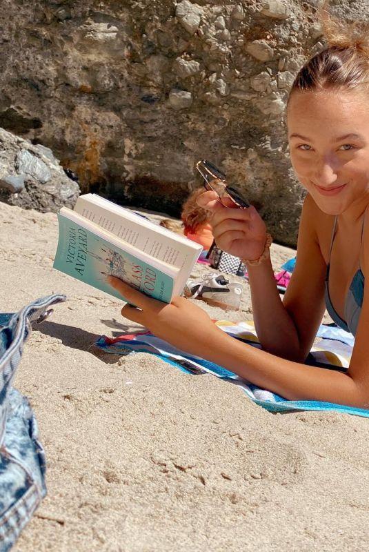 AVA MICHELLE in Bikini at a Beach – Instagram Photos 07/20/2020