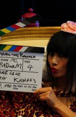 BAI LING on the Set of Her Directorial Debut My Quarantine Romance with Toilet Paper 07/10/2020
