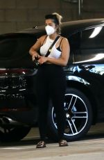 BEBE REXHA Shopping at Whole Foods in Los Angeles 07/10/2020