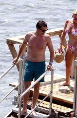 BILLIE FAIERS in Bikini at a Beach 07/15/2020